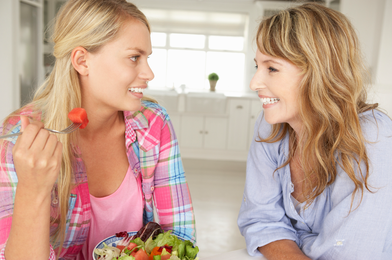Intuitive Eating: 5 Steps for Your Teen