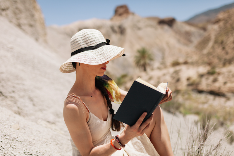Summer Reading Guide for Parents of Teens